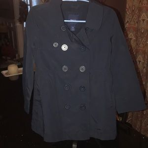 Like New Girls GAP Sz 4/5 raincoat